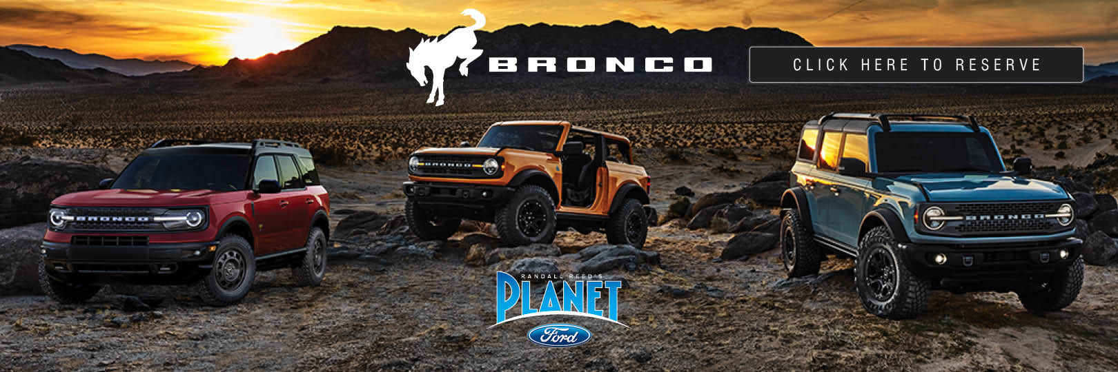 Bronco Returns!